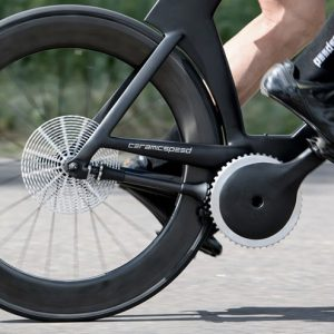 The Chainless Bike Drivetrain