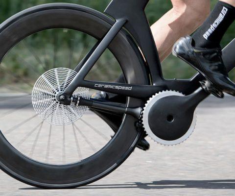 The Chainless Bike Drivetrain