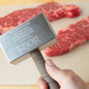 Thor's Hammer Meat Tenderizer