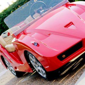 F5 Luxury Golf Cart