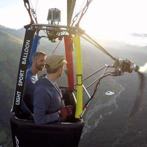 Flydoo Steerable Personal Hot Air Balloon