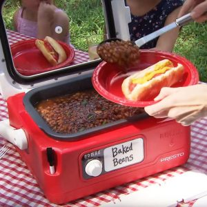 Portable Travel Slow Cooker