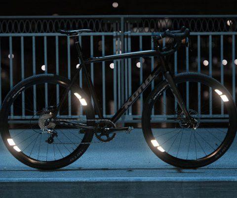 360 Degree Bicycle Wheel Reflector