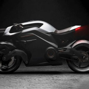 Arc Vector Advanced Electric Motorcycle