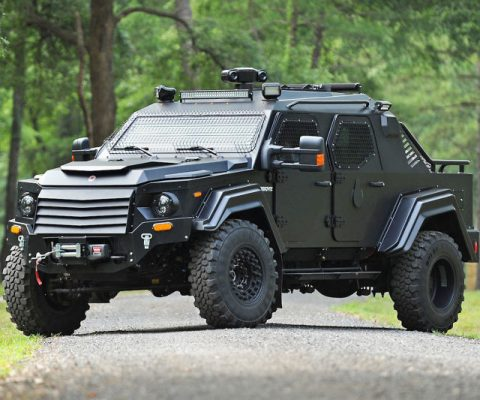 Armored Vehicle For Civilians