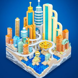 LEGO Micro Cities Book