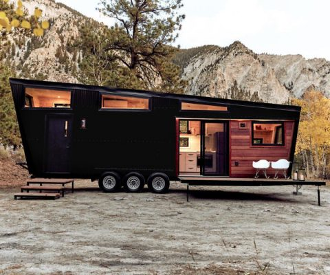 Land Ark Tiny House RV
