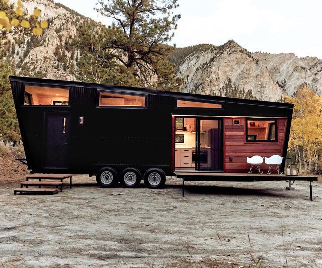 Land Ark Tiny House RV