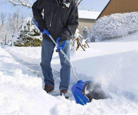 Rechargeable Electric Snow Shovel