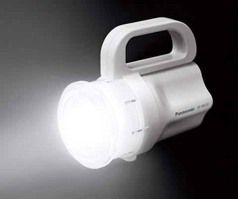 The Flashlight That Runs On Any Battery