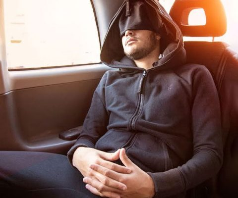 The Inflatable Travel Jumpsuit