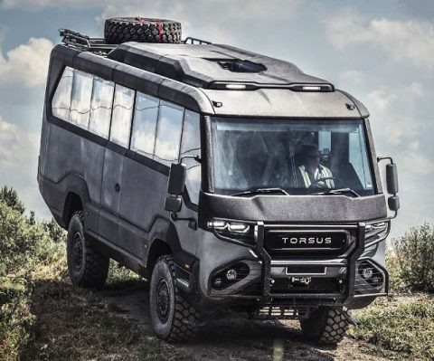 Torsus Off-Road 4×4 Bus