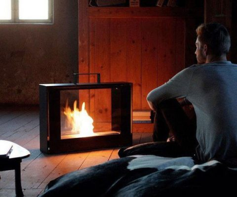 Travelmate Ethanol Fireplace