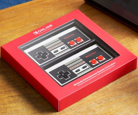 Wireless NES Style Switch Controllers