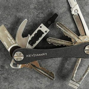 Keysmart Leather Key Organizer