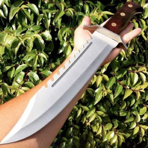 Rambo Bowie Tactical Survival Knife