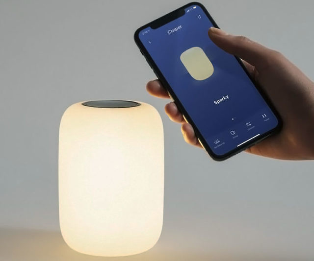 Casper Self-Dimming Smart Night Light