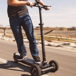 CycleBoard Standup Electric Scooter