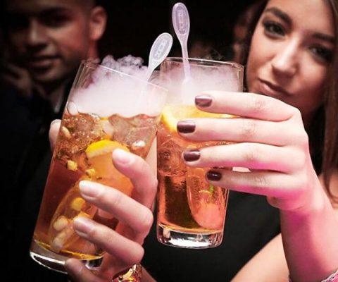 Dry Ice Drink Stirrers