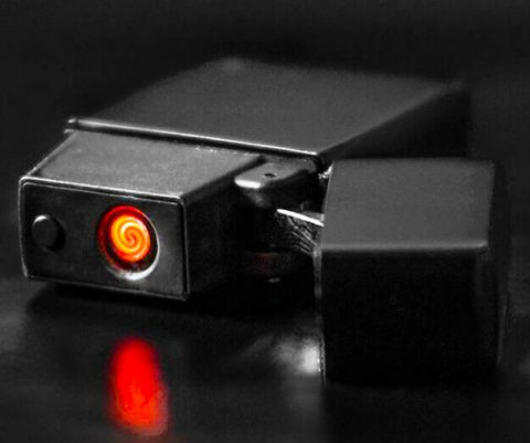 DualFuel Portable Lighter & Powerbank