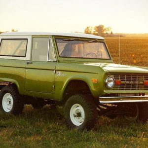 Ford Licensed First Generation Broncos