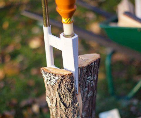 The Smart Wooden Log Splitter