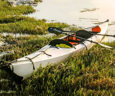 Two Person Foldable Kayak