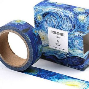 Van Gogh Starry Night Tape