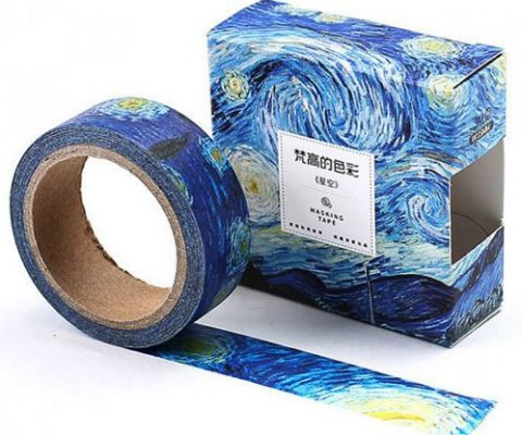 Van Gogh Starry Night Tape