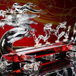 Dragon Shaped Wine Decanter