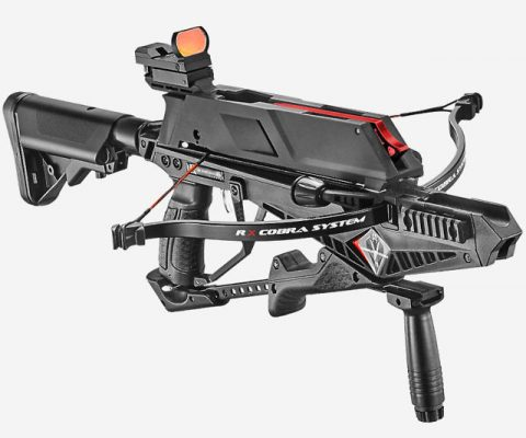Cobra Tactical Repeating Crossbows