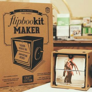DIY Flipbook Maker Kit