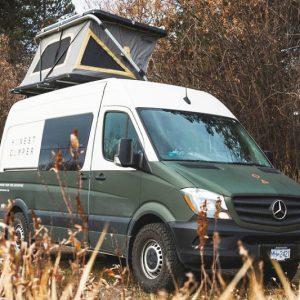 Honest Camper Adventure Van Rentals