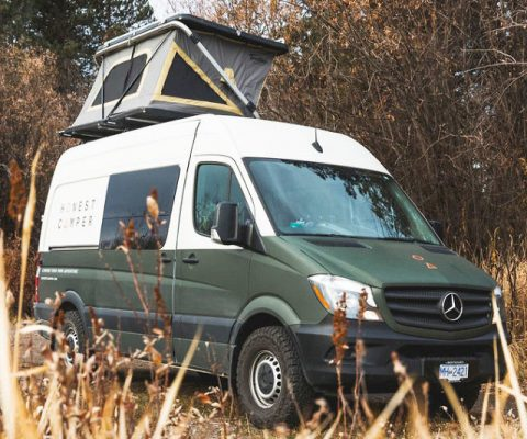 Honest Camper Adventure Van Rentals