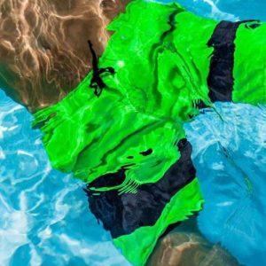 Men's Anti-Chafe Swim Trunks