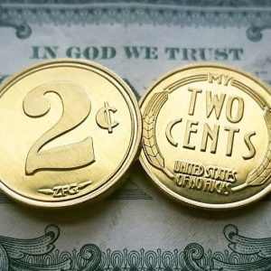 My Two Cents Coins