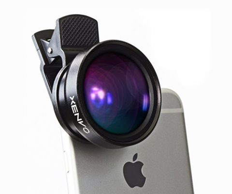Clip-On Smartphone Camera Lenses