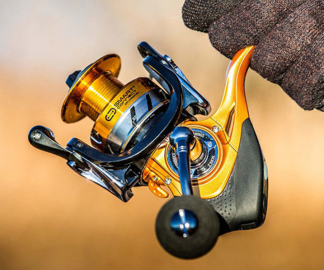 Smart Connect Fishing Reel
