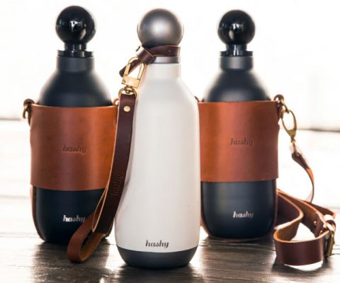 The World's Most Elegant Water Bottle