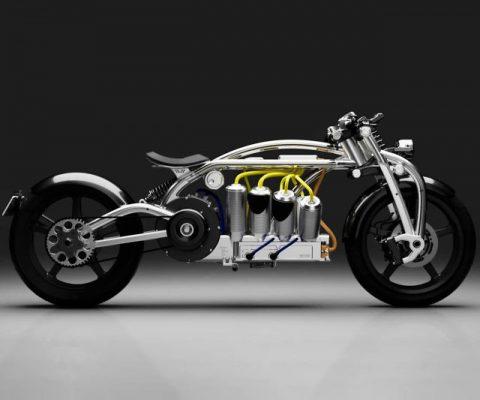 Curtiss Zeus Radial E-Bike