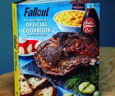 Fallout Vault Dweller's Cookbook