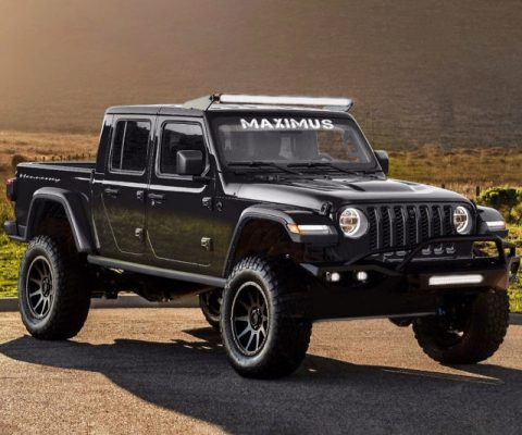 Jeep Hennessey Maximus 1000
