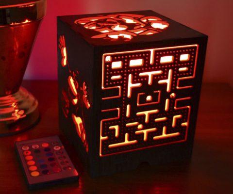 LED Gamer Night Light