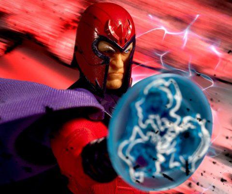 Magneto Action Figure
