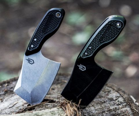 Mini Cleaver Fixed Blade Knife