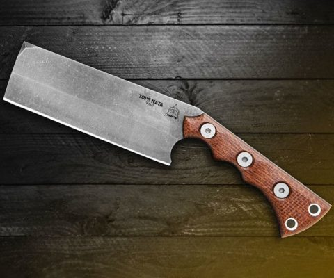 Nata Modern Hatchet Knife