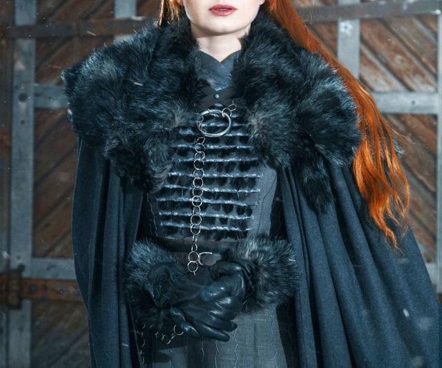 Sansa Stark Cosplay Dress