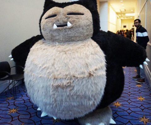 Snorlax Cosplay Costume