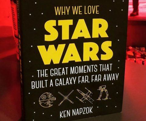 Why We Love Star Wars Book