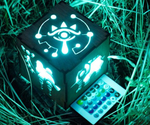 Zelda Divine Beast Lantern